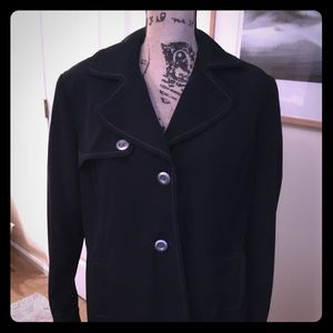 Awesome trench type coat....never worn!